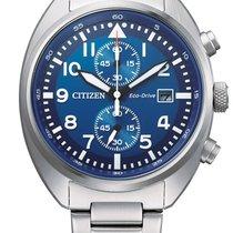 Citizen Acél 41mm Kék