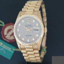 Rolex Day-Date 36 nieuw 1993 Automatisch Horloge met originele doos en originele papieren 18238