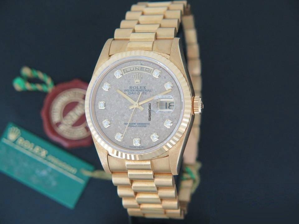 Rolex Day-Date 36 18238 1993 nieuw