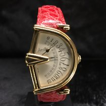 Jean d'Eve Yellow gold 30mm Quartz Jean d'Eve Sectora new