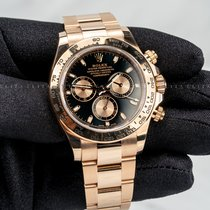 Rolex Daytona Rose gold 40mm Black No numerals Australia, Melbourne