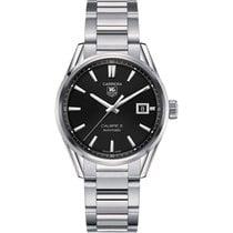 TAG Heuer Carrera Calibre 5 new Automatic Watch with original box and original papers WAR211A.BA0782