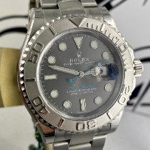Rolex new Automatic 40mm Platinum Sapphire crystal