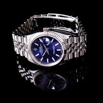 Rolex Datejust White gold 36mm Blue United States of America, California, Burlingame