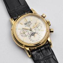 Patek Philippe Perpetual Calendar Chronograph 3970E 1988 gebraucht
