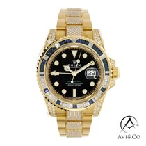 Rolex GMT-Master II new 2019 Automatic Watch with original box and original papers 116758SA