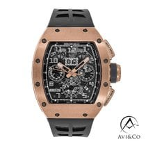 Richard Mille Rose gold 42mm Automatic RM011 pre-owned United States of America, New York, New York
