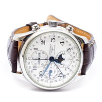 Longines Master Collection L2.773.4.78.3 2017 pre-owned