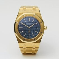 Audemars Piguet Royal Oak Jumbo Yellow gold 39mm Blue United Kingdom, London