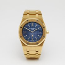 Audemars Piguet Yellow gold 39mm Automatic 15202BA.OO.1240BA.01 pre-owned