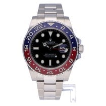 Rolex GMT-Master II 126710BLRO 2016 pre-owned