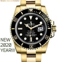 Rolex Submariner Date new 2020 Automatic Watch with original box and original papers 116618LN