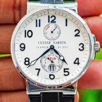 Ulysse Nardin Marine Chronometer 41mm 263-66 Очень хорошее Сталь 41mm Автоподзавод