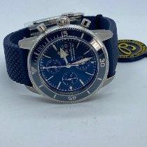 Breitling Superocean Heritage II Chronographe Acero 44mm Azul Sin cifras España, Los Barrios