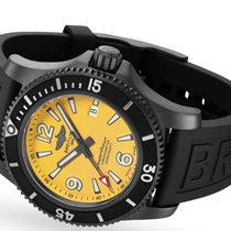 Breitling Steel 46mm Automatic M17368D71I1S1 new