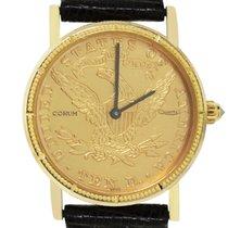 Corum Coin Watch Yellow gold 28mm United States of America, Florida, Boca Raton