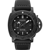 Panerai PAM00979 New Carbon 47mm Automatic United Kingdom, London