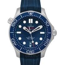 Omega Seamaster Diver 300 M 210.32.42.20.03.001 2020 new