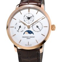 Frederique Constant Manufacture Slimline Perpetual Calendar FC-775V4S9 2019 new