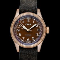 Oris Big Crown Pointer Date new 2021 Watch with original box and original papers 01 754 7741 3166-07 5 20 74