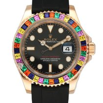 Rolex Yacht-Master 40 Rose gold 40mm Black United States of America, New York, New York