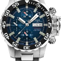 Ball Engineer Hydrocarbon Nedu DC3026A-S6C-BE New Titanium 42mm Automatic