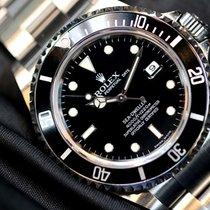 Rolex Sea-Dweller 4000 neu 2004 Automatik Uhr mit Original-Box und Original-Papieren 16600