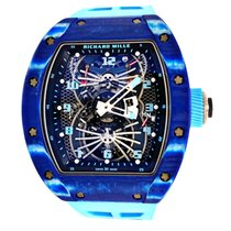 Richard Mille pre-owned Manual winding 48mm Sapphire crystal