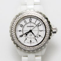 Chanel H0967 Ceramic J12 34mm pre-owned