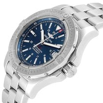 Breitling Colt Automatic Steel 41mm Blue United States of America, Georgia, Atlanta