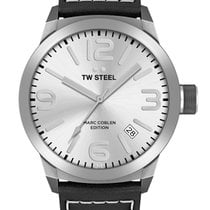 TW Steel Steel 42mm Quartz TWMC3 new