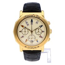 Corum Yellow gold 37mm Automatic 296.830.56 pre-owned