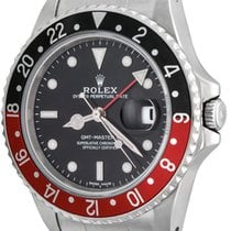 Rolex 16760 Steel GMT-Master II 41mm pre-owned United States of America, Texas, Dallas