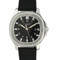 Patek Philippe Aquanaut Steel 38mm Black United States of America, New York, New York