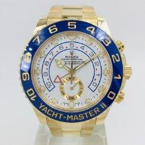 勞力士 Yacht-Master II 116688 全新 黃金 44mm 自動發條