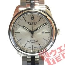 Tudor Glamour Date 53010N pre-owned