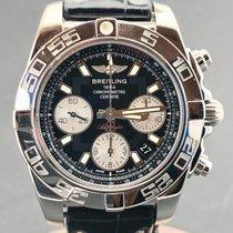 Breitling Chronomat 41 Acier 41mm Gris Sans chiffres France, NICE