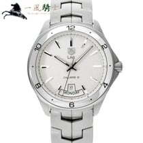 TAG Heuer Link Calibre 5 Steel 42mm Silver