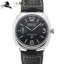 Panerai Radiomir Black Seal new 2019 Manual winding Watch with original box and original papers PAM00754