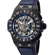 Hublot Big Bang Unico Carbon 45mm Transparent Arabisch