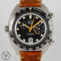 Heuer Steel Automatic 1163 pre-owned