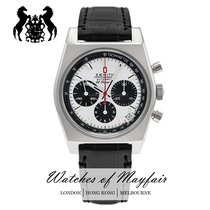 Zenith El Primero Steel 37mm White United Kingdom, London