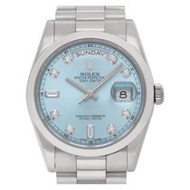 Rolex Day-Date 36 118206 2010 occasion