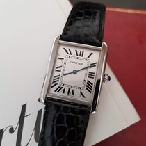Cartier Tank Solo 2715 2009 pre-owned