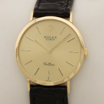 Rolex Cellini Yellow gold 32mm Gold