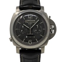 Panerai Luminor 1950 8 Days Chrono Monopulsante GMT PAM 00311 2009 pre-owned