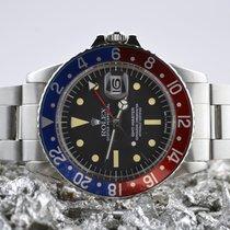 Rolex 1675 Staal 1976 GMT-Master 40mm tweedehands Nederland, Goor