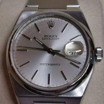 Rolex Datejust Oysterquartz Acero 36mm Plata Sin cifras España, Madrid
