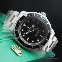 Rolex Submariner (No Date) Steel 40mm Black No numerals South Africa, Johannesburg