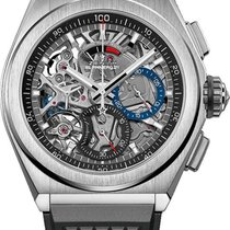 Zenith Defy El Primero 95.9000.9004/78.R782 New Titanium 44mm Automatic United States of America, Florida, Hollywood